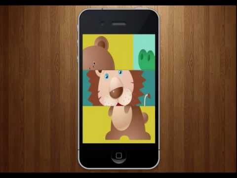 Video of Animal Puzzle for Babies