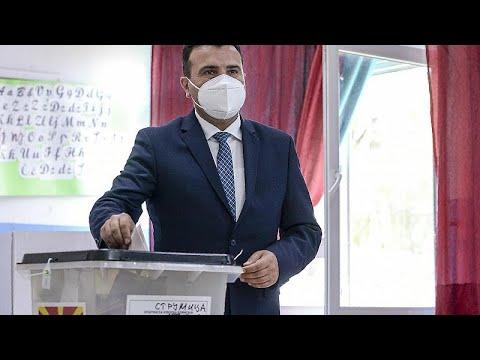 Βόρεια Μακεδονία: Ψήφισαν Ζάεφ και Μιτσικόσκι