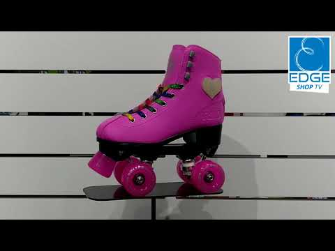View 360 Rio Roller Figure Pink LED