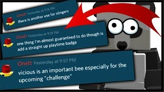 New Code Leaked Update Info Roblox Bee Swarm Simulator