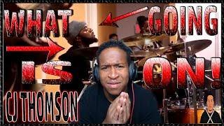 CJ Thompson Never Shall Forget John P Kee - REACTION