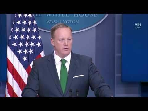 3/16/17: White House Press Briefing