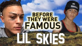 LIL SKIES | Before They Were Famous | Red Roses