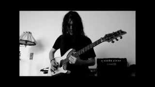 Children of Bodom - Next in Line (Guitar Cover by João Corceiro)