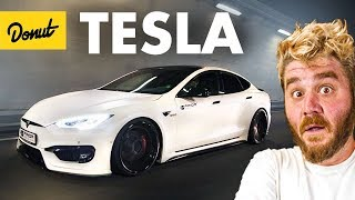 TESLA - Everything You Need to Know | Up to Speed