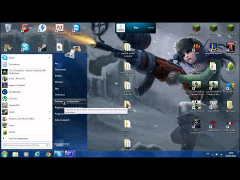 comment regler micro skype