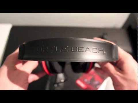 Turtle Beach Ear Force P11 Review and Unboxing