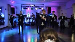 Niespodzianka Weselna: Taniec Panów / Gentlemen's Wedding Surprise/ Wesele Kasia&Rafał 15.08.2015