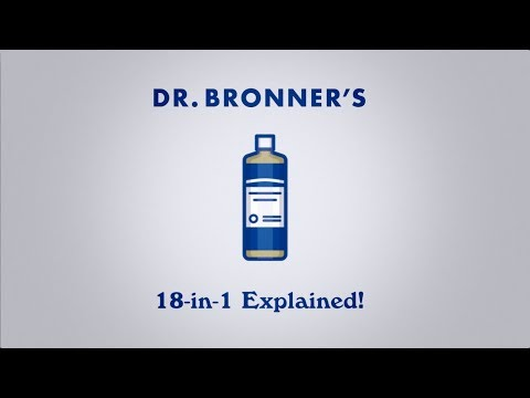 Jabón Líquido Pure Castilla Lavanda BIO Dr. Bronners, 475 ml