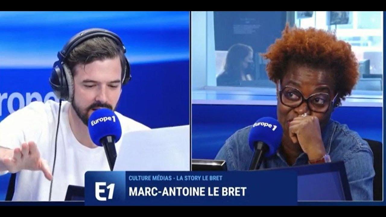 Les stories de Fabrice Éboué, Thomas Ngijol, Arthur et Jean-Claude Van Damme