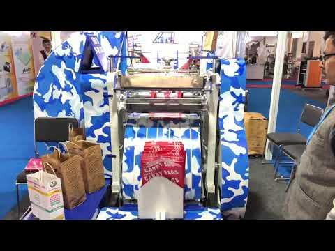 White Kraft Paper Bag Machines