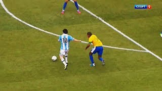 Messi Only Dribbles? ● SHOTS Cristiano Ronaldo Can Never Pull Off ||HD||