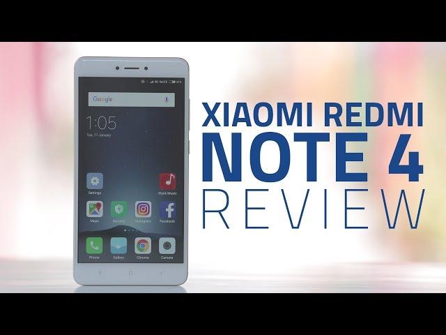 Xiaomi Redmi Note 4 Review | NDTV Gadgets360 com