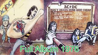 AC/DC - High Voltage Full Album 1976