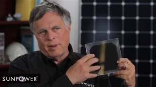 Dr. Swanson on Sunpower™ technologies