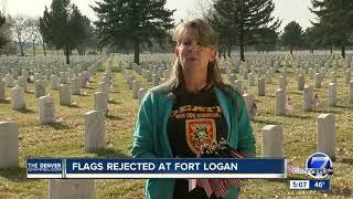 Fort Logan Cemetery