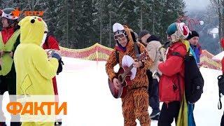 Открытие сезона в Буковеле со сказочными героями и конкурсами