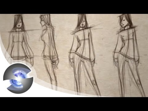 How to Draw Interesting Poses