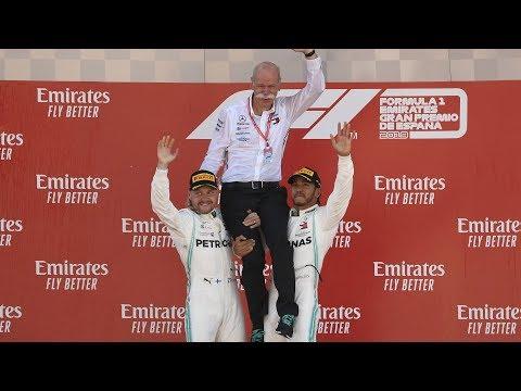 Domínio assustador da Mercedes exige mudança de regulamento na F1 | GP às 10