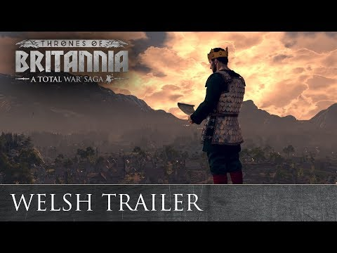 Total War: THRONES OF BRITANNIA - Welsh Cinematic Trailer