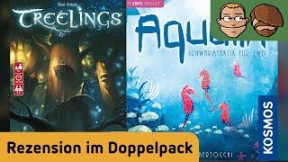 Treelings & Aqualin - Review im Doppelpack