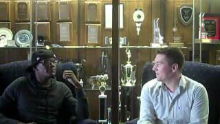 Adam Crist Interviews Cheron Gregory (IBF Ring Wars)