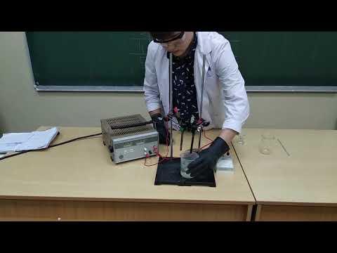 Зависимость силы тока от концентрации раствора