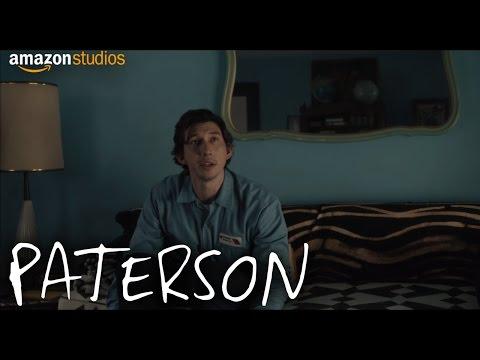 Video trailer för Paterson - Coming Home (Movie Clip) | Amazon Studios
