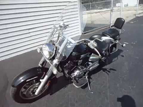 2007 Yamaha V-STAR 1100 in Coloma, Michigan