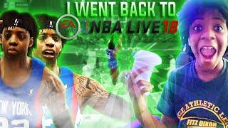 I Went Back To NBA LIVE 18! ⭐️✌🏾