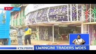 The Lwang\'ni beach traders woes
