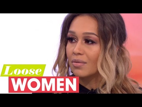 Rebecca Ferguson Reveals She Was Abused At The Age Of Eight | Loose Women