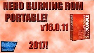 Nero Burning 16.0.11 | Portable | 2017