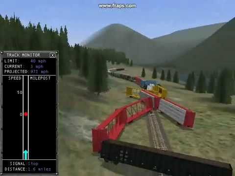 Microsoft Train Simulator Train Wrecks Part 10 Mp3