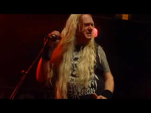 MEMORIAM - SHELL SHOCK, DRONESTRIKE V3 & UNDEFEATED (LIVE IN LEICESTER 14/9/19)
