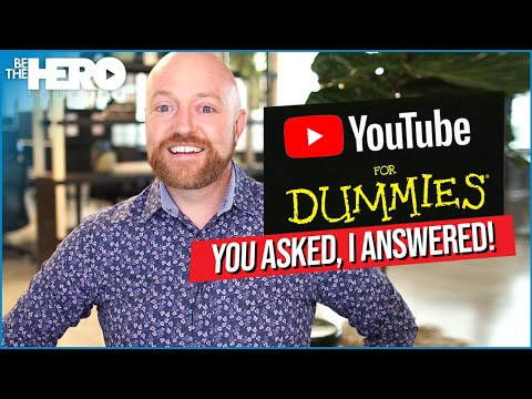 YouTube For Dummies   Answers To All Your Questions