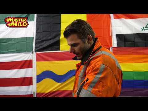 Tank vloer inmeten & eindelijk de vlaggen ophangen!  #138