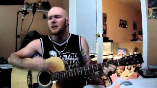 Danko Jones-Take Me Home acoustic cover