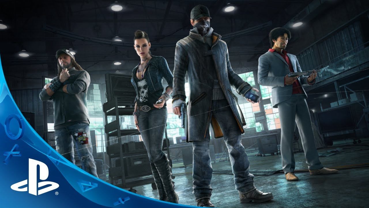 New Watch_Dogs Trailer Unveiled, Showcases Untrustworthy Heroes