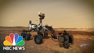 NASA To Launch New Rover And Helicopter For Mars Mission | NBC Nightly News