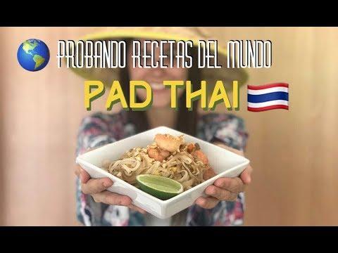 PAD THAI::: Probando recetas del mundo!