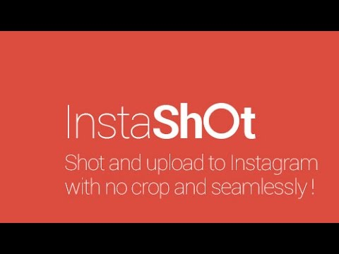 Download Instashot Video and Photo Editor for PC (Windows & MAC)