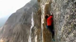 Смотреть онлайн Экстремальная техника высотного альпинизма