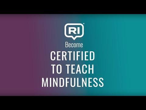 Mindfulness Certification Training (MCT) - YouTube