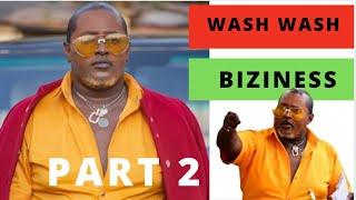 "WASH WASH BIZINESS - PART 2 💸💶💸💶𝑷𝑨̂𝑷𝑨̀ 𝑭𝑹𝑬𝑫 ""𝑲𝒆𝒎𝒊𝒌𝒂𝒍'' 𝑵𝑮𝑨𝑴𝑾𝑨𝒀𝑨. #kemikal"