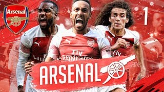 FIFA 19 Arsenal Career Mode | #1 |  HOW IS HE STILL HERE?!? 😱🤔