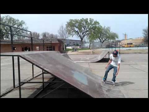 Pierre, SD Skatepark Session May 6th, 2014