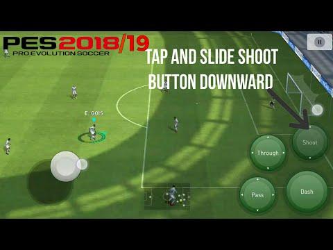 Pes 2018 Mobile   All Skills Tutorial (Classic Control)