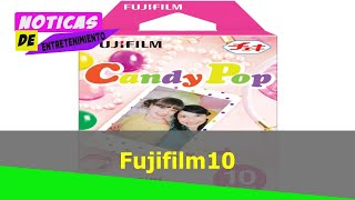 Review: Fujifilm10 Exposures Instax Mini Candy Pop Instant Film