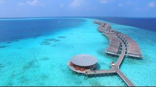 Centara Ras Fushi Resort & Spa , Maldives - By drone